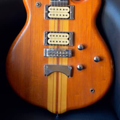 The Kasuga Scorpion SC-800  MIJ 1970's Rare Matsumoku Alembic like Guitar  (#1/2) for sale