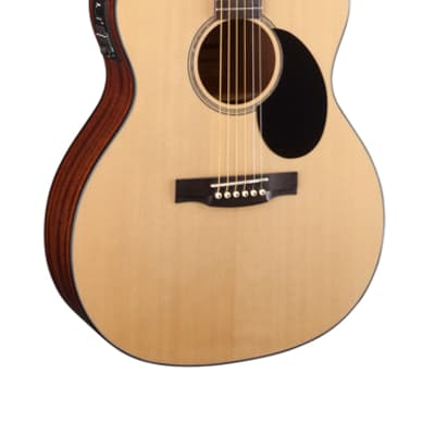 Jasmine by Takamine JO36CE-NAT Orchestra Acoustic-Electric Cutaway Guitar for sale