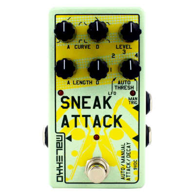 Malekko Sneak Attack Attack/Decay and Tremolo
