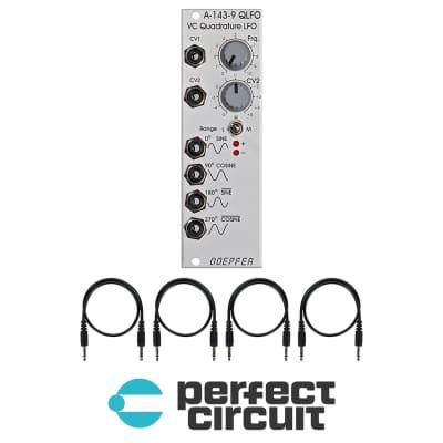 Doepfer A-143-9 Voltage Controlled Quadrature Thru-Zero LFO / VCO
