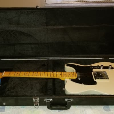Indiana ICLE-TWT Telecaster 2012 White for sale