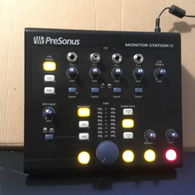 PreSonus Monitor Station V2 image