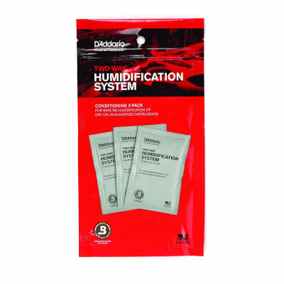 Planet Waves PW-HPCP-03 Two-Way Humidification System Conditioning Packets (3-Pack)