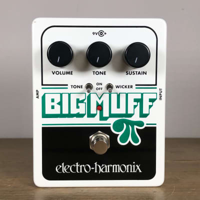 Electro-Harmonix Big Muff with Tone Wicker
