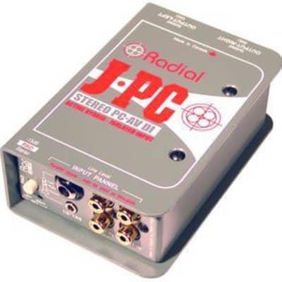 Radial Engineering JPC Computer Direct Box