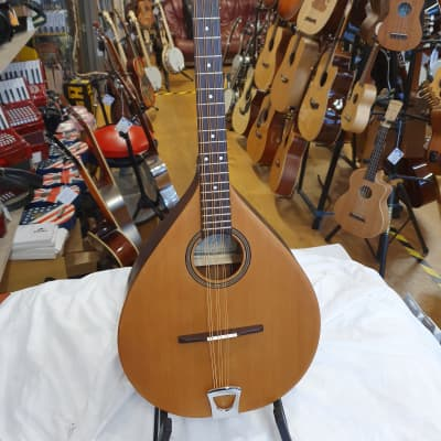 Paul Hathway Octave Mandola, Cedar for sale
