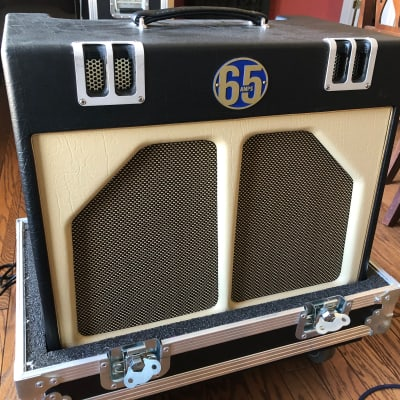 65 Amps Lil' Elvis Black and Tan for sale