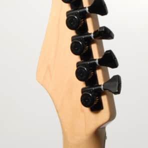 Hipshot BLACK 6-InLine Grip-Lock Non-Staggered Open-Gear Guitar Tuners w/UMP Kit