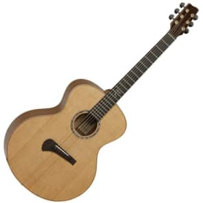 Tanglewood TSM-2 MasterDesign Solid Spruce/Mahogany Grand Auditorium with Electronics Natural Gloss