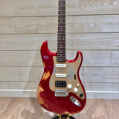 Luxxtone Choppa S 2016 Aged Candy Apple Red
