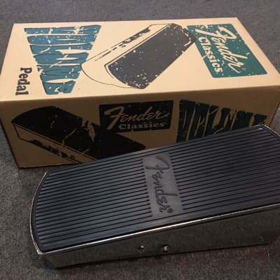 Fender Classics Volume Pedal for sale
