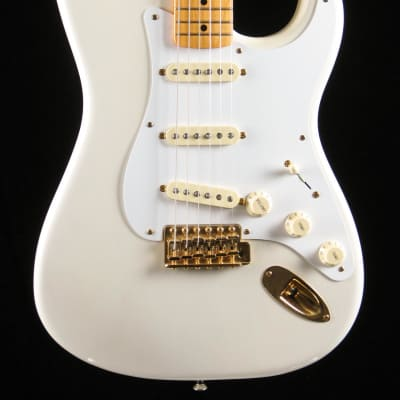 Fender Fender American Vintage 1957 Commemorative Stratocaster 2007 White Blonde Maple for sale
