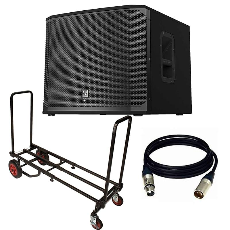 ev electro voice ekx 18sp 18 powered subwoofer package reverb. Black Bedroom Furniture Sets. Home Design Ideas