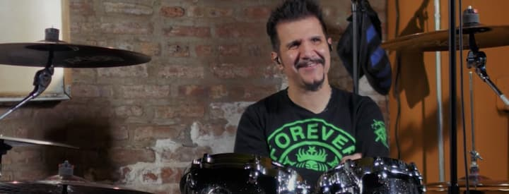 Video: Charlie Benante of Anthrax on the History of Thrash Drumming