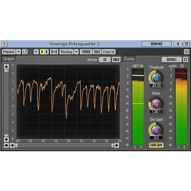 Voxengo Polysquasher   Recording Software Shop