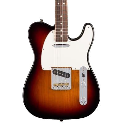 Fender American Professional Telecaster - 3-Color Sunburst - Rosewood