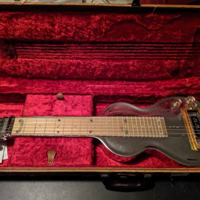 Rickenbacker Model G Deluxe 1948-57? Lap Steel Hawaiian Guitar w/HSC for sale