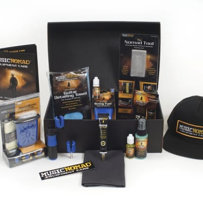 Music Nomad Dream Guitar Care Pack