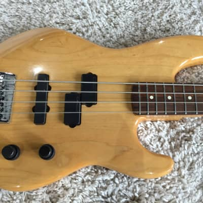 Fender American Precision Plus Deluxe Bass  Solid Ash 1992 with OHSC! for sale
