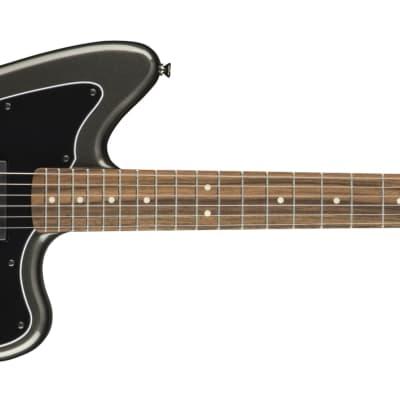 Squier Contemporary Active Jazzmaster Guitar - Graphite Metallic - Graphite Metallic