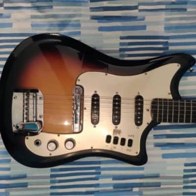 Excelsior Stratocaster  1960 for sale