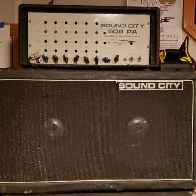 Sound City 50r Mark IV 1971 for sale