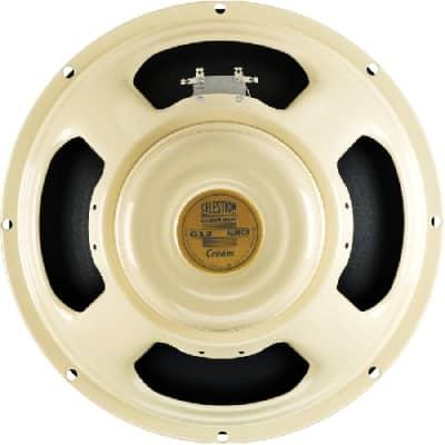 "Speaker - Celestion, 12"", Cream, 90W, Impedance: 16 Ohm"