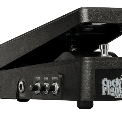 Electro-Harmonix Cock Fight Plus Cocked Talking Wah & Fuzz