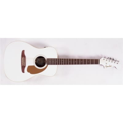 Fender Malibu Player Arctic Gold for sale