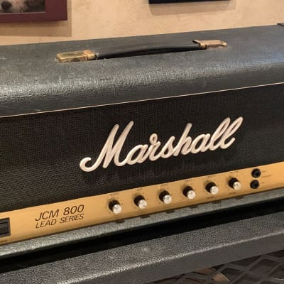 Marshall JCM 800 Lead Series Model 2204 50-Watt Master Volume Mk2 Head