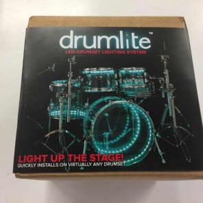 Drumlite DLK2D Dual-band LED Lighting Kit for 10x8/12x9/16x16/22x18 Drum Kit