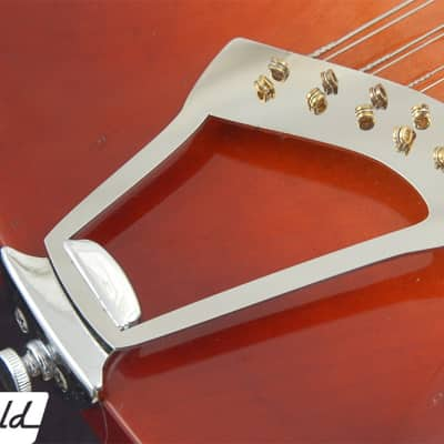 12-string harp tailpiece for Rickenbacker guitars