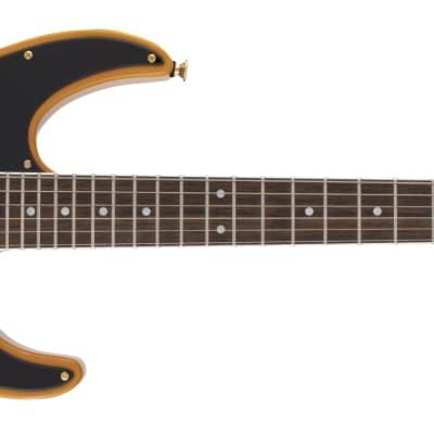 JACKSON - X Series Soloist SL4X DX  Laurel Fingerboard  Butterscotch for sale