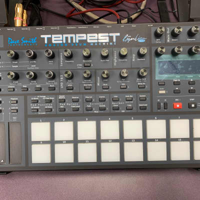 Dave Smith Instruments Tempest Analog Drum Machine