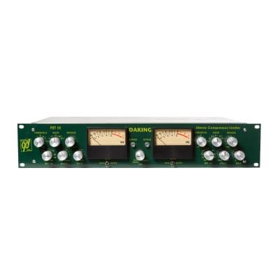 Daking FET III Stereo Compressor / Limiter