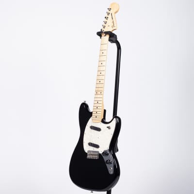 Fender Mustang - Maple, Black for sale