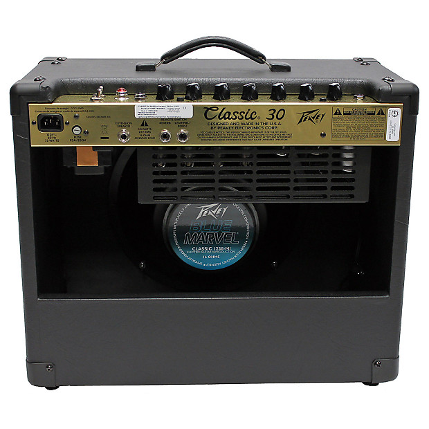 peavey classic 30 ii 50th anniversary combo amplifier reverb. Black Bedroom Furniture Sets. Home Design Ideas