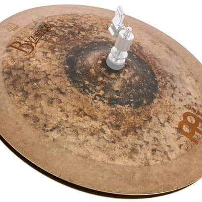 "Meinl 14""  Matt Garstka Signature Equilibrium Hi-Hat Cymbals (Pair)"