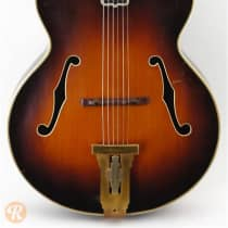 Gibson L-5 1951 Sunburst image