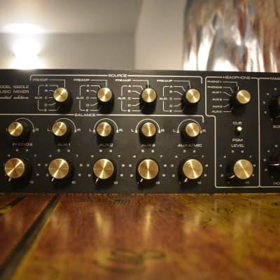 Urei 1620 LE    DJ Mixer       NMint                   Rare