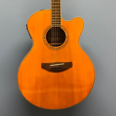 Yamaha Compass Acoustic/Electric Spruce Top for sale