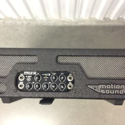 Motion Sound Pro 3 X Rotary Horn Amplifier Leslie for sale