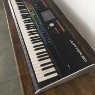 Roland Jupiter 80 Polyphonic Synthesizer