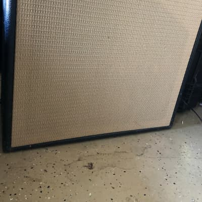 Kendrick 2x12 cabinet Black tolex for sale