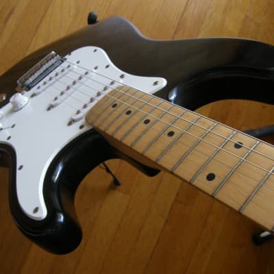 Cort Cort Pro Custom Strat Vintage 80s Blackie, for sale