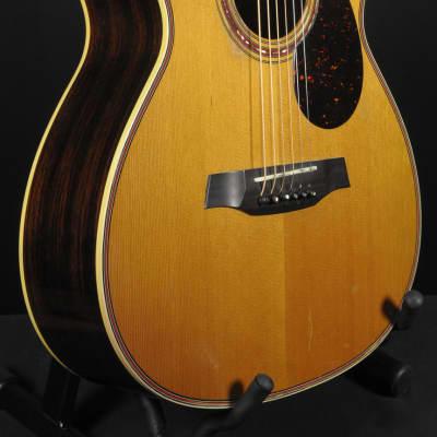C-Fox C-Sonoma Acoustic Cedar Indian Rosewood for sale