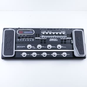 Zoom G9.2tt Twin Tube Guitar Effects Console