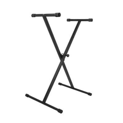On-Stage Stands KS7190 Single-braced Keyboard Stand