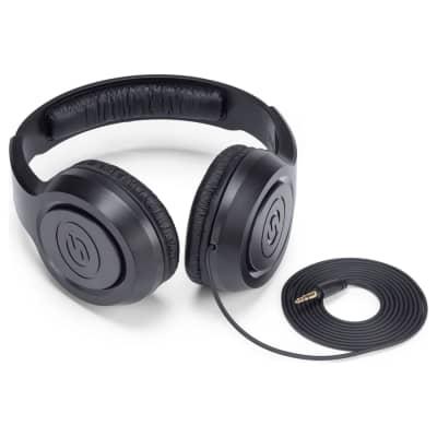 Samson SR350 Over-Ear Black Stereo Headphones