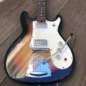 1965 KAPA Challenger with Hofner Staples for sale